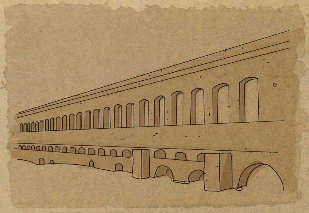 folleto Ruta de las tapas Romanas de Mérida