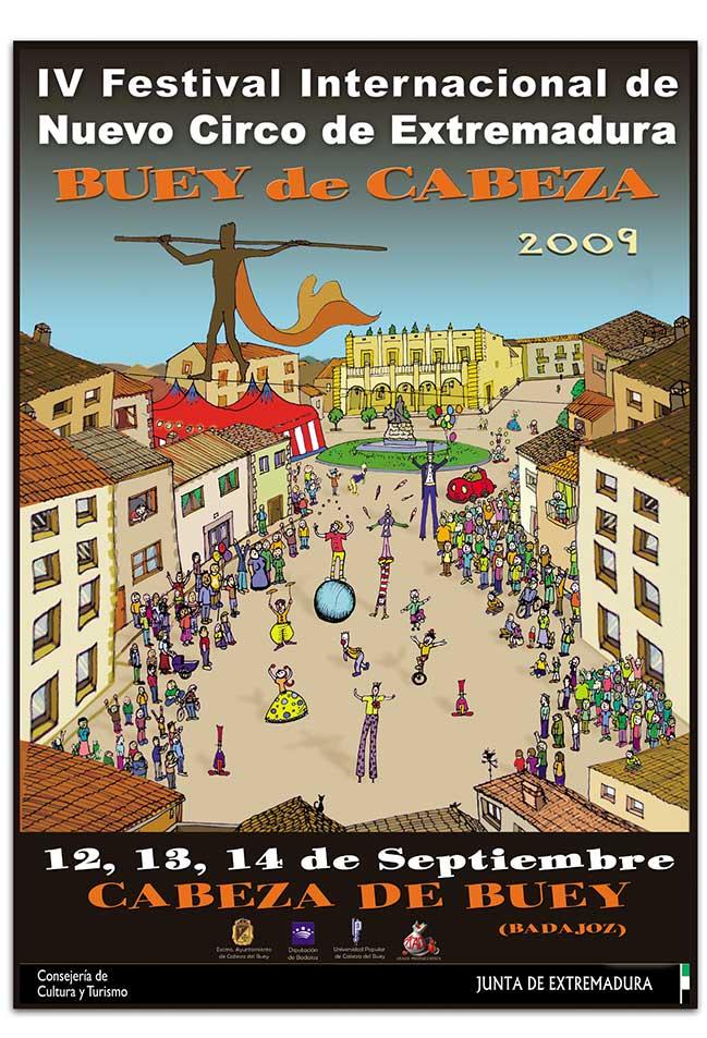 Festival Cabeza del Buey