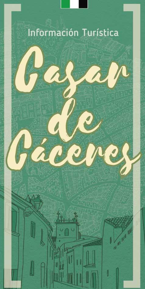 Folleto Turístico Casar de Cáceres