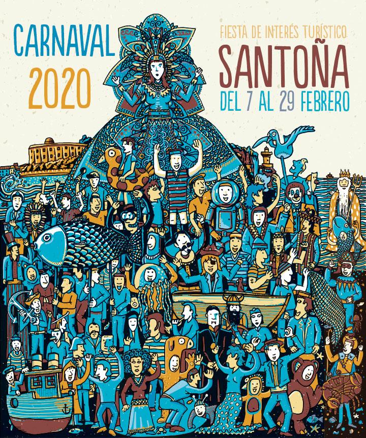 cartel carnaval cantona