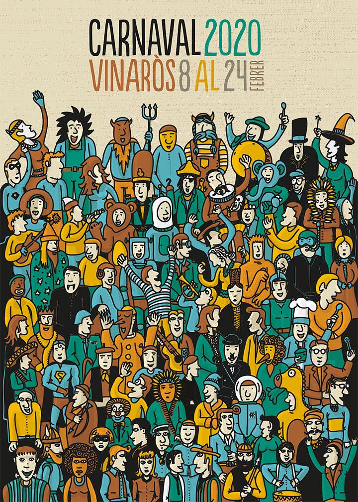 cartel carnaval finaros