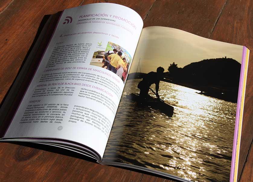 Anuario Dirección General de Turismo de Extremadura