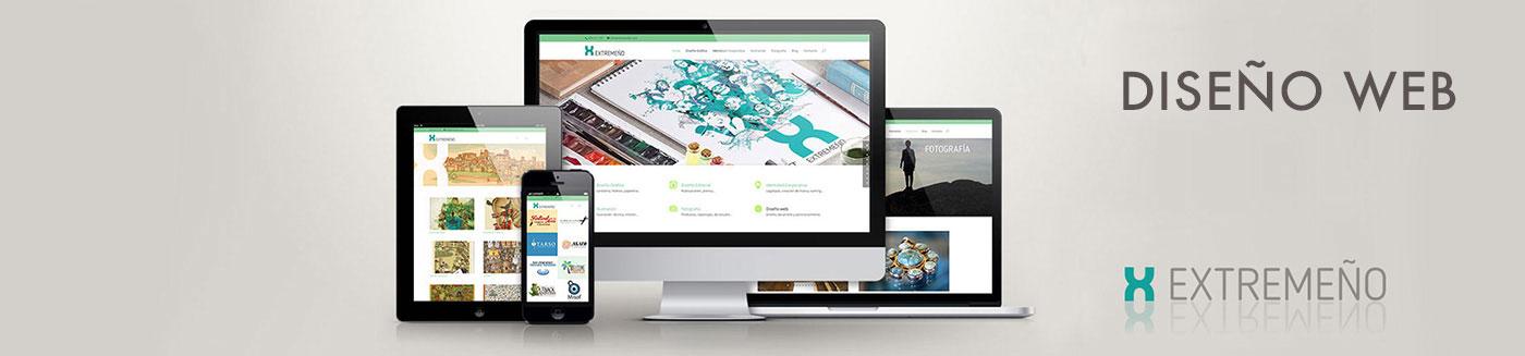 diseño web extremeño