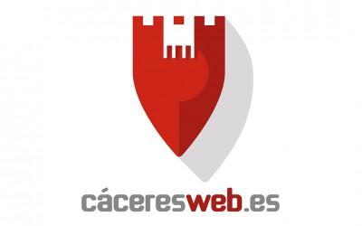 Nueva identidad corporativa para cáceresweb