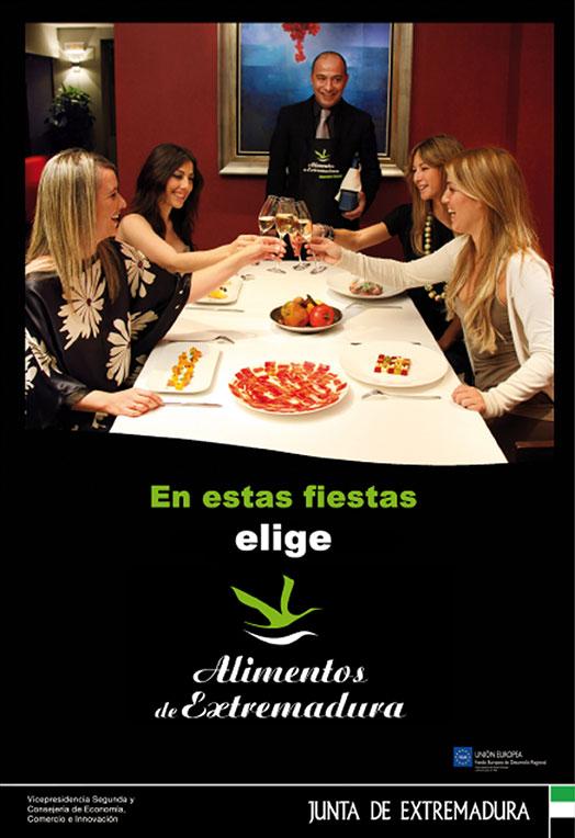 Alimentos de Extremadura