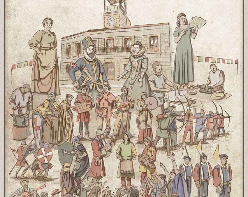"""Festival """"Moralzarzal Conquista su Historia"""""""