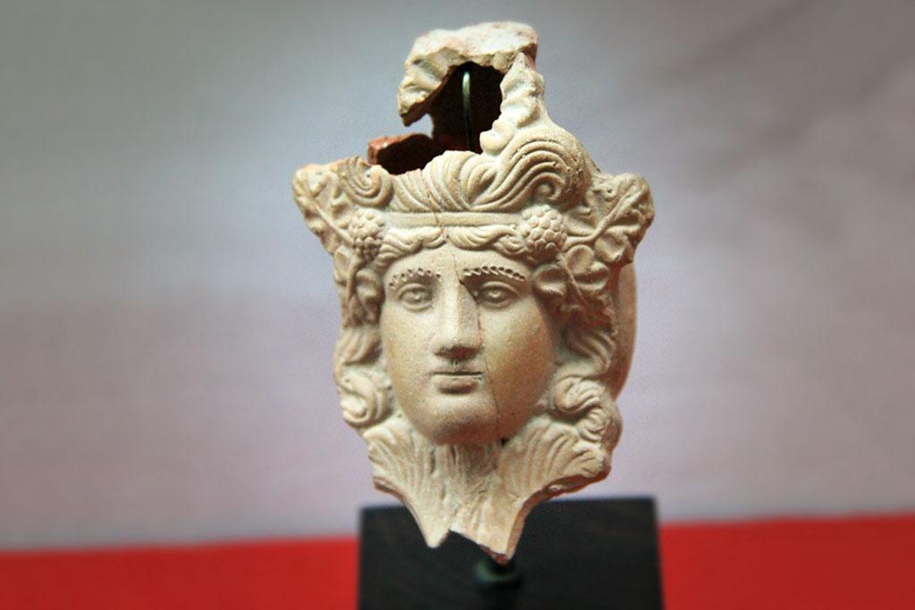 escultura del museo romano de Mérida