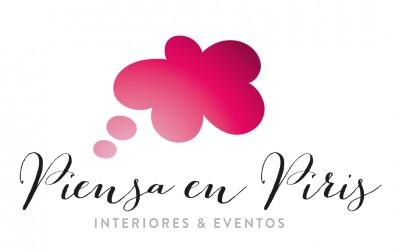 """Nueva Identidad corporativa para """"Piensa en Piris"""", Interiores & Eventos."""
