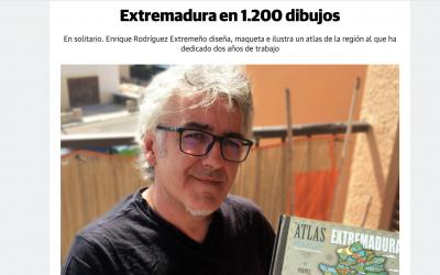 Extremadura en 1.200 dibujos