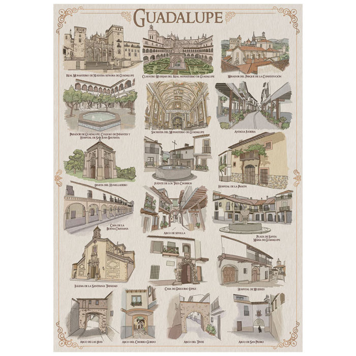Poster Guadalupe