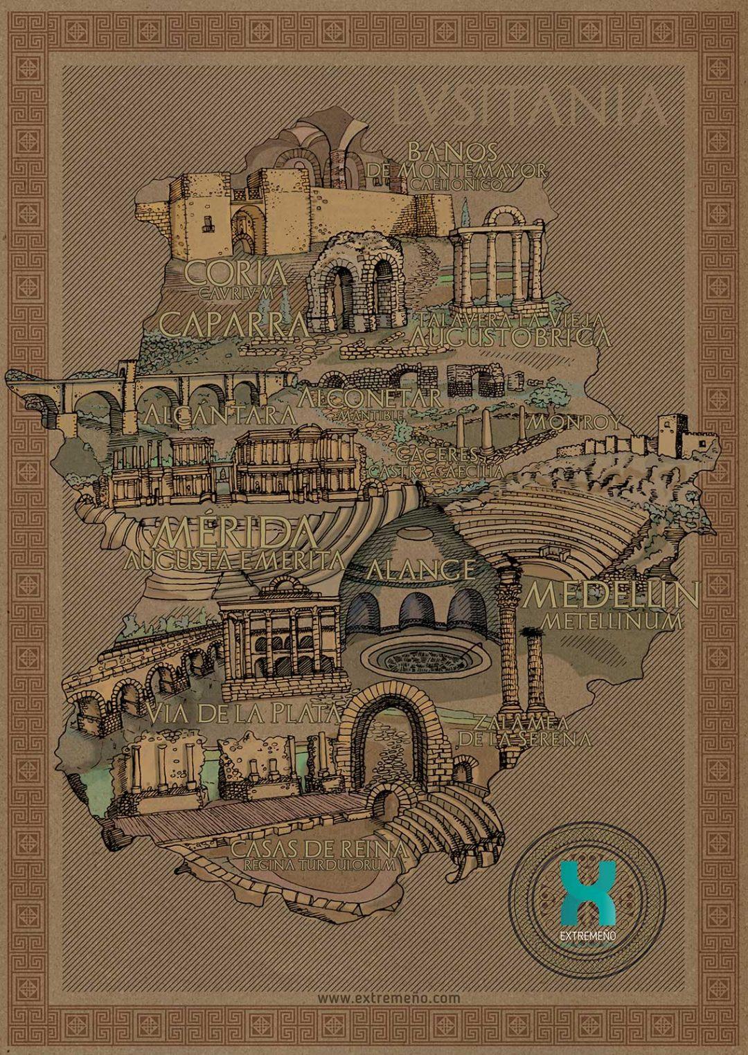 Extremadura Romana