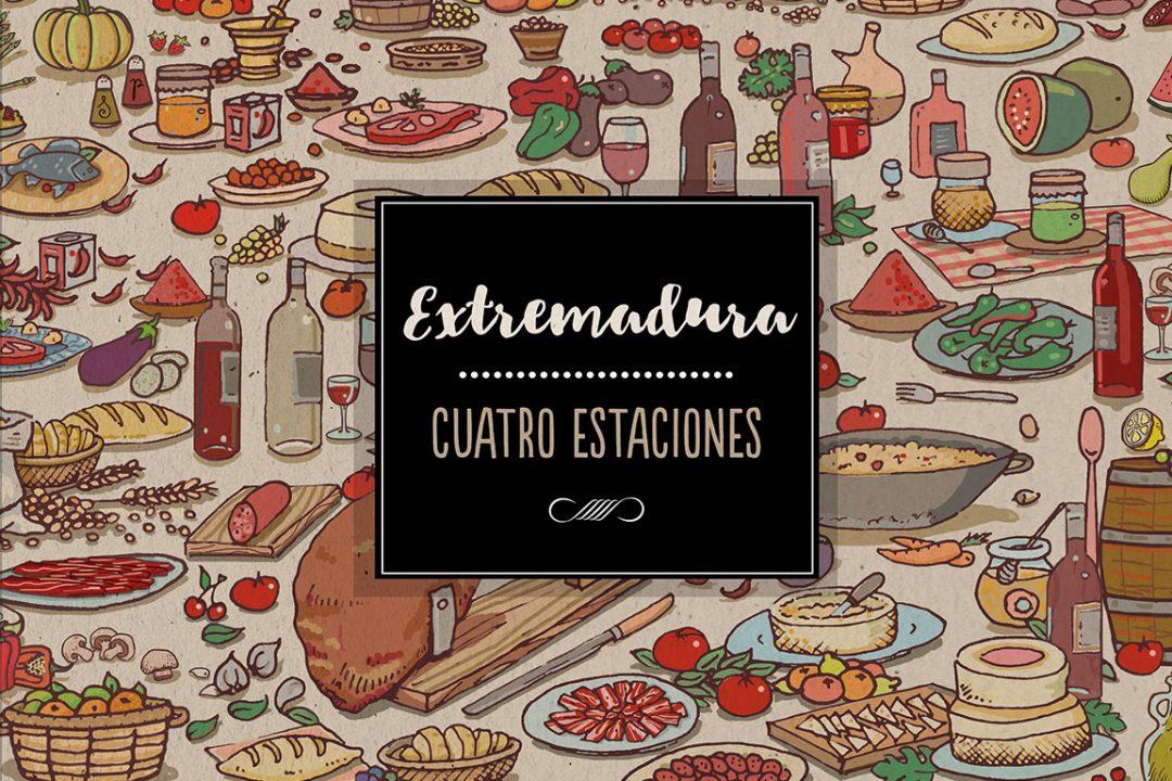 Libro «Extremadura, Cuatro Estaciones»