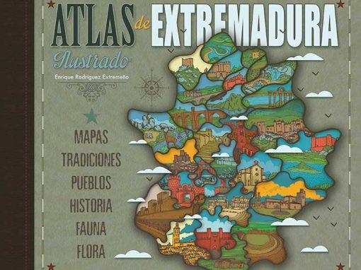 Atlas Ilustrado de Extremadura